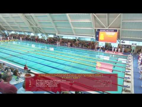 Lancashire County Swimming Championships 2017 Session 6