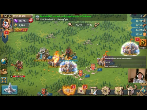 Lords Mobile - Solo Hitting Mentality, Tips And Advice!