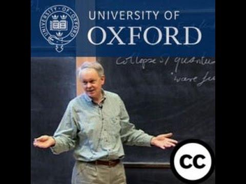 Oxford Quantum Mechanics Lec1 Probability Amplitudes & Quantum States