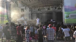 """Morgxn """"A New Way"""" Nashville Live On The Green 8/29/19"""
