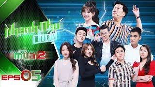 Nhanh Như Chớp 2019 ( Mùa 2 ) Tập 5 Full HD