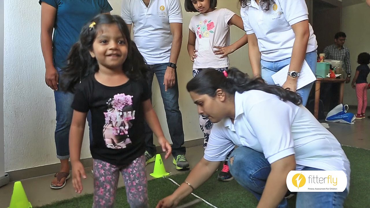 Health Fitness Assessments for Children by FitterFly, India