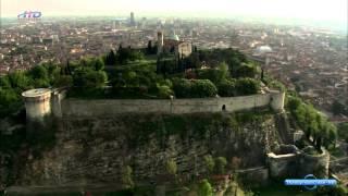 Прекрасная Италия: Ломбардия - из Монтевекки в парк Стельвио