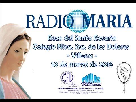 REZO DEL SANTO ROSARIO - RADIO MARÍA