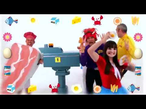 The Wiggles - The Allergy Song