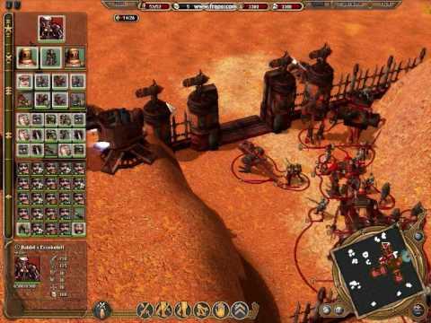 REAL TIME DINOSAURS! - Paraworld Skirmish Match Gameplay || Ep1