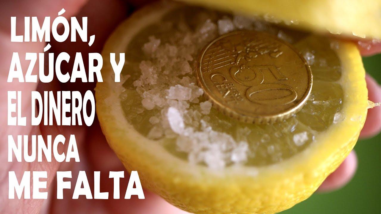 DINERO RAPIDO, con Limones, Moneda y Azucar Prosperidad y Riqueza Amarre, Ritual o Hechizo