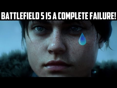 """Battlefield 5 Pre Orders are """"Weak"""" 