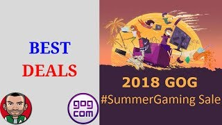 GOG Summer Sale 2018 - Best Deals
