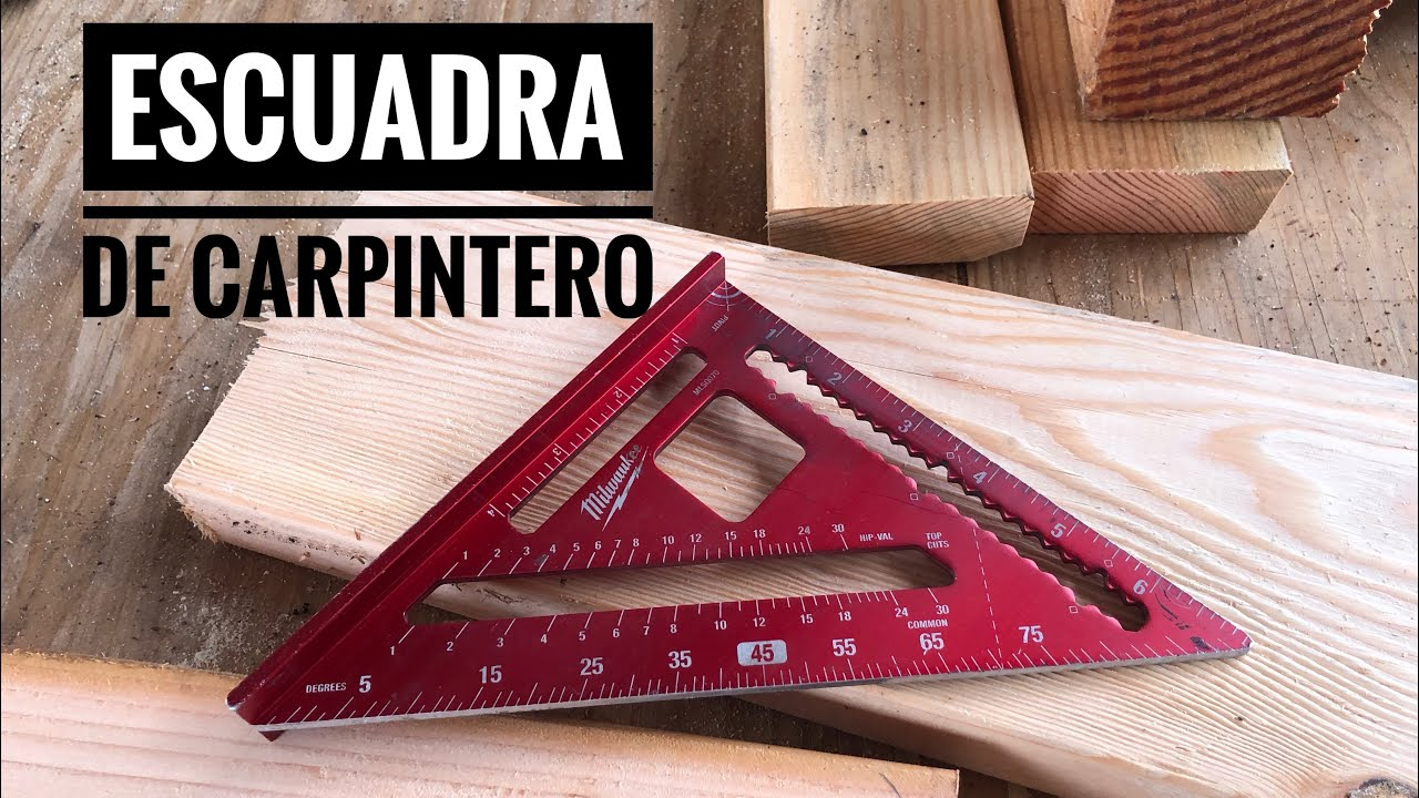 Download COMO USAR LA ESCUADRA DE CARPINTERO