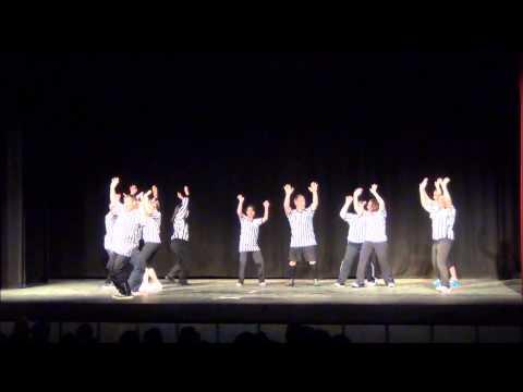 Hollis Upper Elementary School (HUES) Teachers Dance, Talent Show 2013