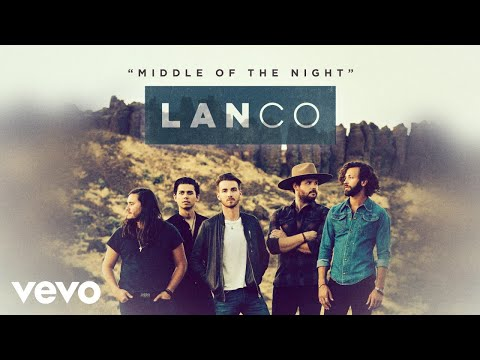 LANCO  Middle of the Night Audio