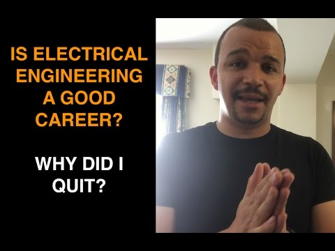 Is Electrical Engineering A Good Career? Is Electrical Engineering Right For You?
