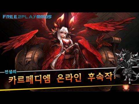 Carpe Diem Magic Book [ 카르페디엠 마법의책-수집형RPG ] Gameplay Android / iOS