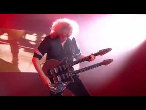 More Guitars Used By Brian May