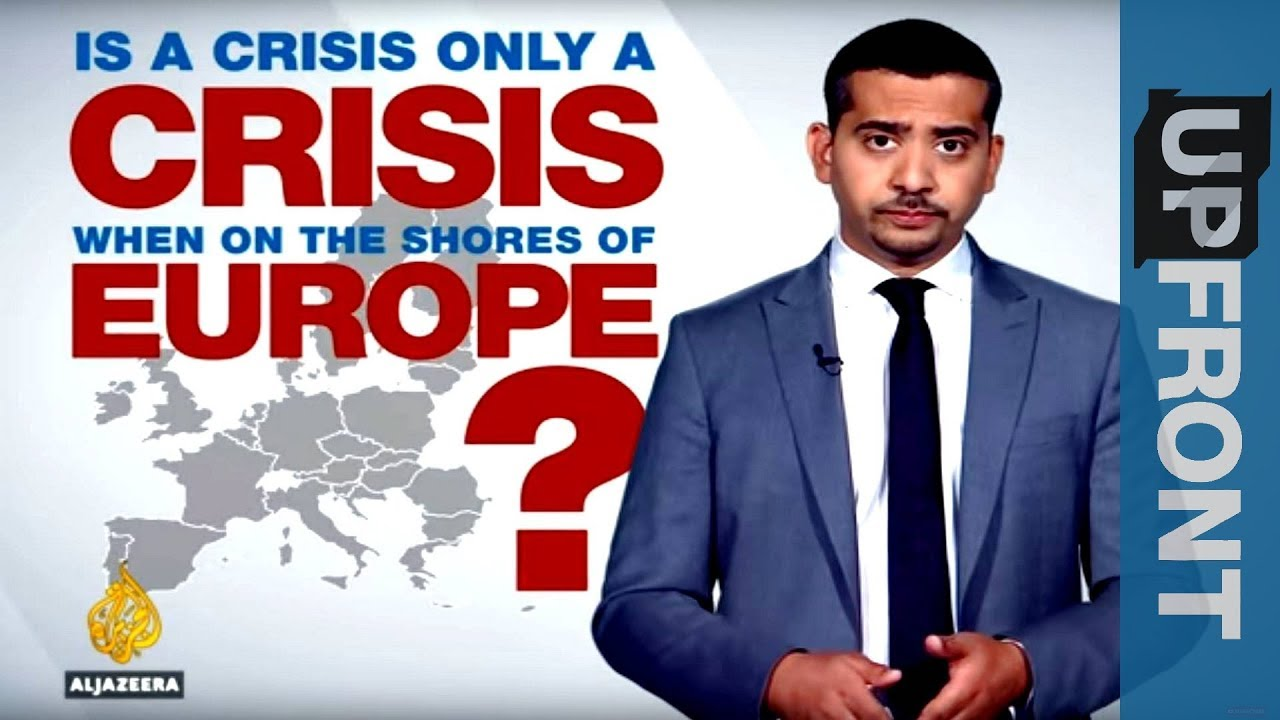 Europe vs Africa: The refugee double standard - UpFront