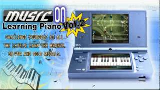 Music On: Learning Piano Vol.2 - DSiWare™ - Abylight