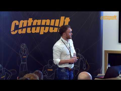 Catapult workshop presentation - Ben Jones, Rugby Football League