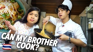 CAN MY BROTHER COOK?   Ranz and Niana