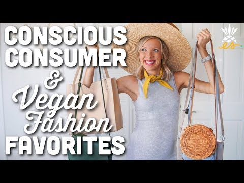 Vegan & Sustainable Fashion Brands You'll Love