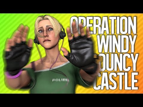OPERATION WINDY BOUNCY CASTLE | Rainbow Six Siege