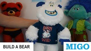 Build A Bear Migo Smallfoot Movie Plush