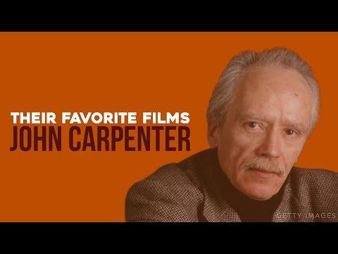 John Carpenter Reveals His Favorite Films