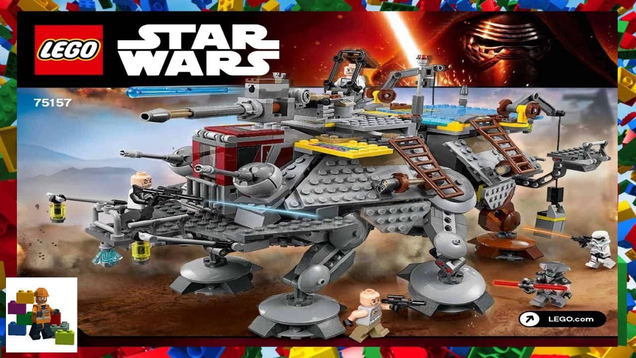 Star Wars 75158 Lego Instruction Booklet Online User Manual