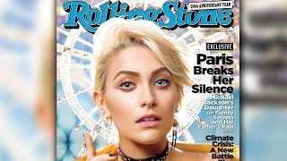 Paris Jackson Thinks Michael Jackson Was Murdered & Is Scared for Justin Bieber