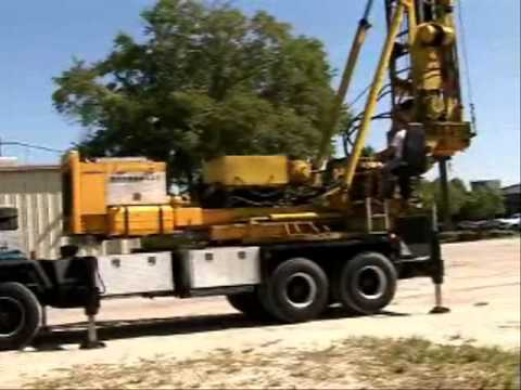 Texoma Taurus 80x8 drilling mobile drilling rig
