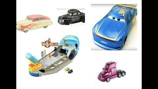 New Disney Store, Mattel, and Mini Racers Diecasts! More New 2018 Disney Cars Diecasts