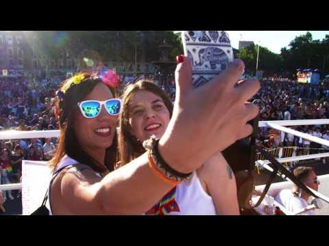 PayPal celebra el World Pride Madrid 2017