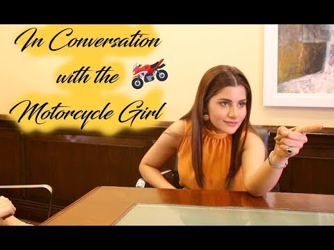 In conversation with Sohai Ali Abro | MotorCycle Girl | Herandhem