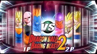 Dragon Ball Z Raging Blast 2 - Fusions (Subscriber Appreciation Idea?)