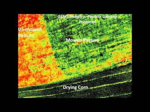 GEMS: Precision Agriculture Sensor for UAV Multispectral Imaging
