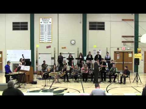 Watermelon Man - Harlan Community Middle School Jazz Band