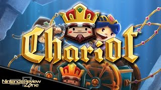 Chariot Wii U Review! (60FPS) - Nintendo Review Zone!