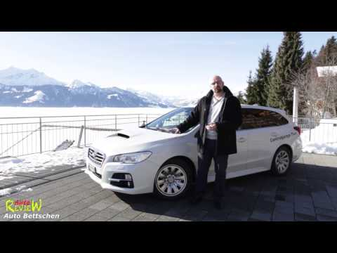 2017 Subaru Levorg 1.6 DIT Swiss | AutoReview | Switzerland | Episode 66 [ENG]