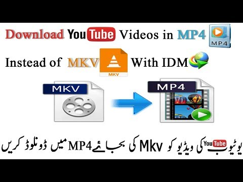 How to Download Youtube Video mkv to mp4 Format By Jani Studio