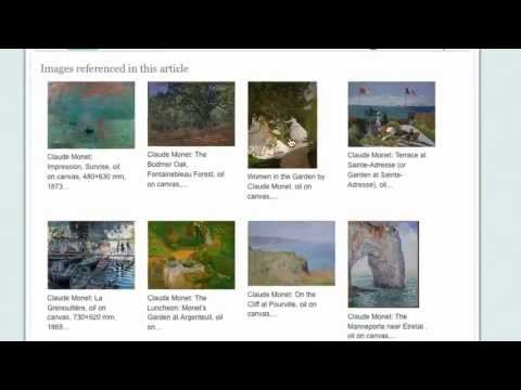 Grove Art Online, the authority on art from pre-history to present day
