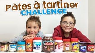 CHALLENGE PÂTES A TARTINER ! 11 GOÛTS | Swan VS Néo