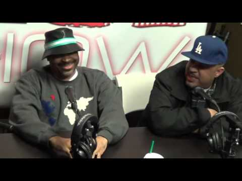 11-10-15 The Corey Holcomb 5150 Show - Extended Loose Talk pt. 2