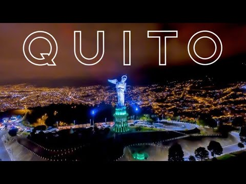 Quito - La Capital de Ecuador 2020 HD