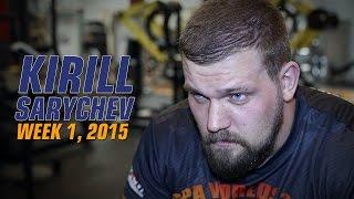 [eng subs] Kirill Sarychev. Week 1, 2015