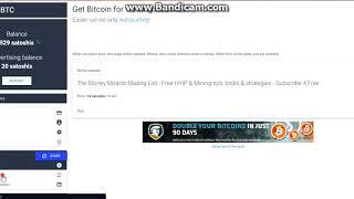 ADBTC TOP заработок сатоши биткоин без вложений реклама ПЛАТИТ на кошелек