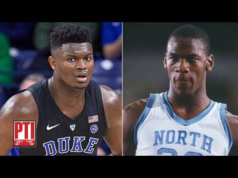 Is Zion Williamson the best NBA prospect since Michael Jordan? | PTI