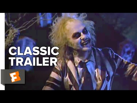 Beetlejuice (1988) Trailer #1 | Movieclips Classic Trailers