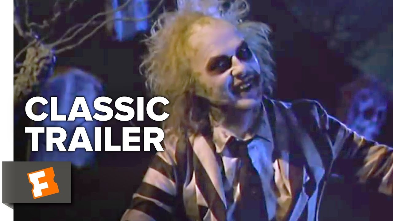 Download Beetlejuice (1988) Trailer #1 | Movieclips Classic Trailers