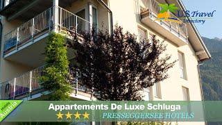 Appartements De Luxe Schluga - Hermagor - Presseggersee Hotels, Austria