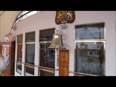 Royal Yacht Britannia review